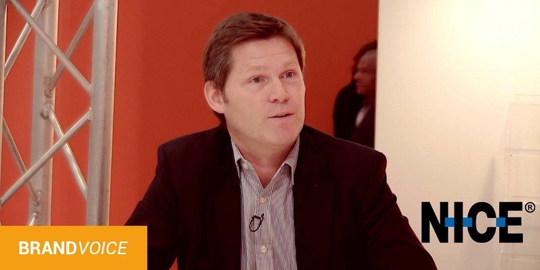 Vidéo : Interview de Benoît Chailloux Vice-Président Europe du Sud et Ouest de NICE