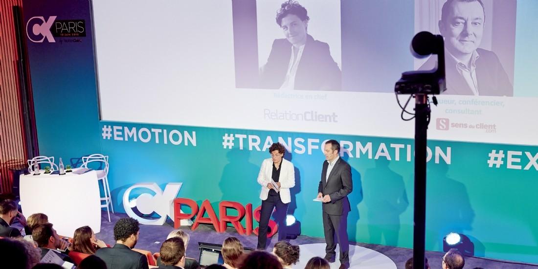 Le CX Paris entre de plain-pied dans l'économie de l'expérience