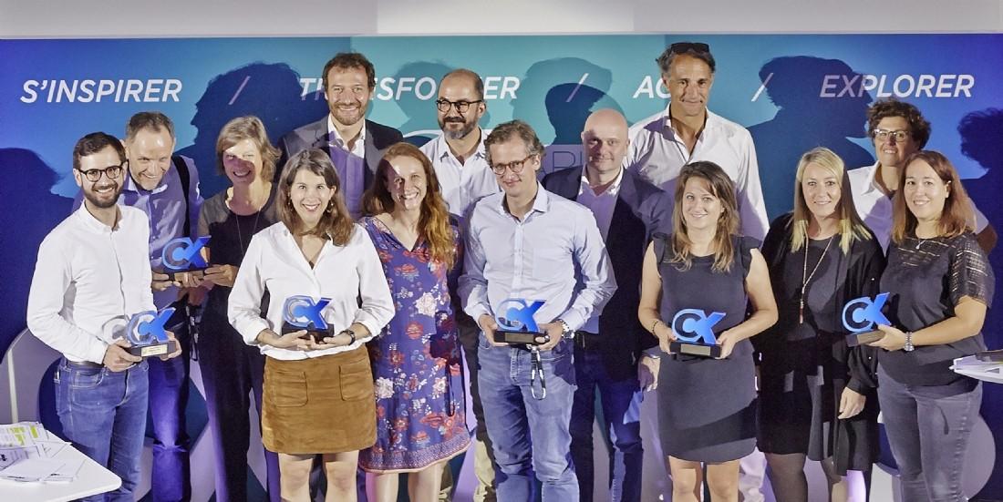 #CXAwards : Céline Forest est élue Personnalité Client 2019