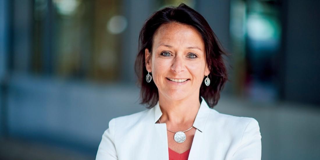 'Le service clients est associé aux grandes décisions de Thalys', Griet Lissens