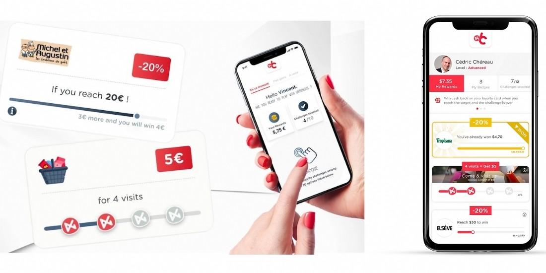 Carrefour et Auchan : un ROI de 7 avec leurs programmes fidélité gamifiés