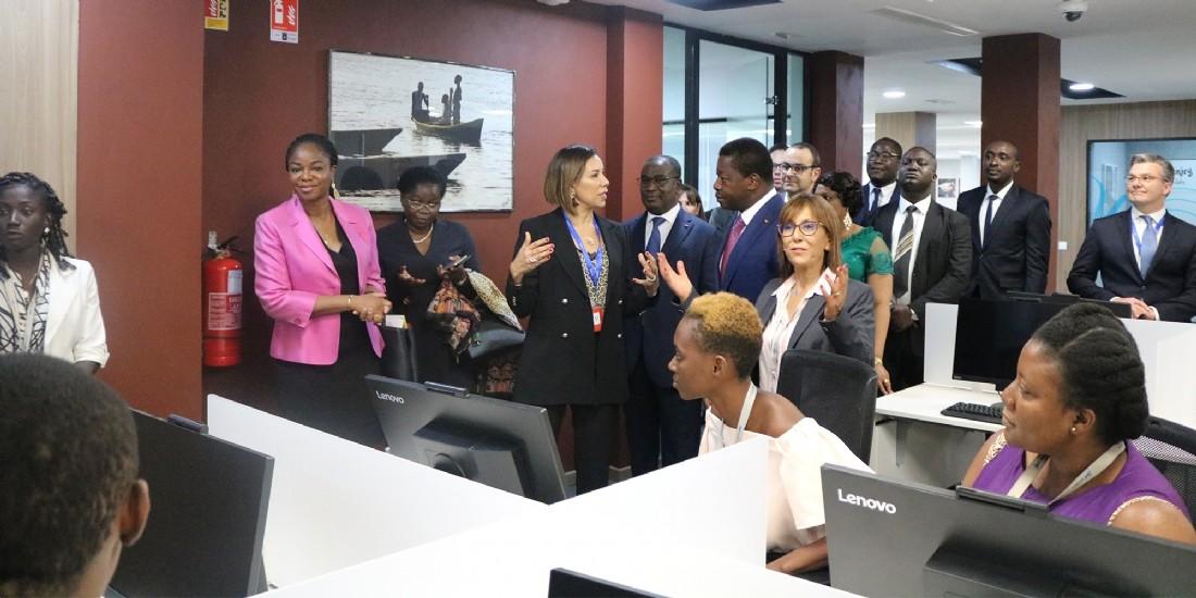 Majorel ouvre un nouveau site dédié à l'e-commerce au Togo