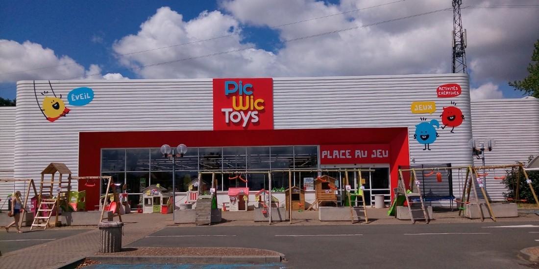 L'enseigne Toys'R Us devient PicWicToys