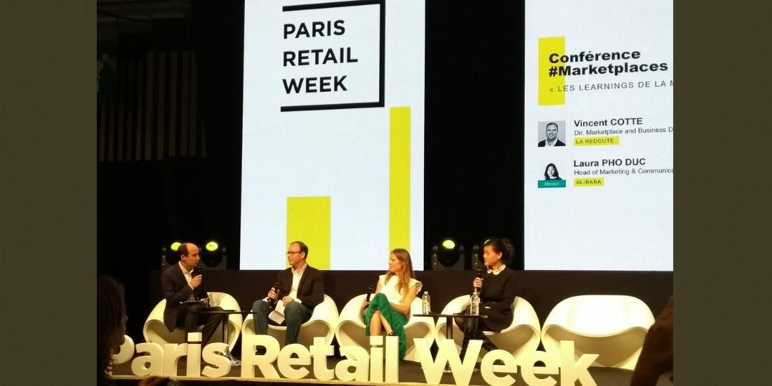 Les temps forts de Paris Retail Week