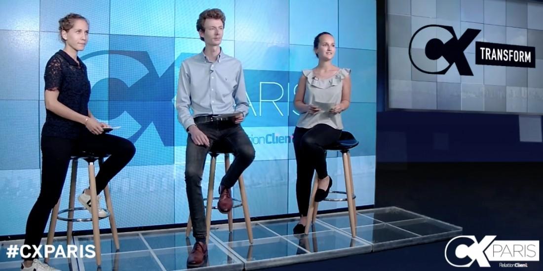 CX Paris: 'Nous aspirons à travailler pour une entreprise engagée, talentueuse et épanouissante'