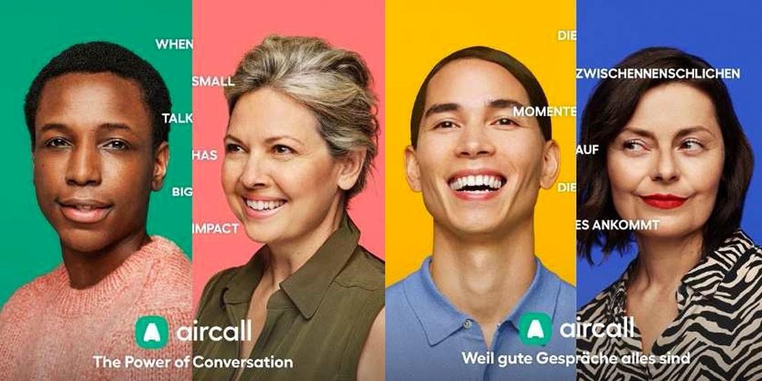 Aircall lance sa première campagne de marque
