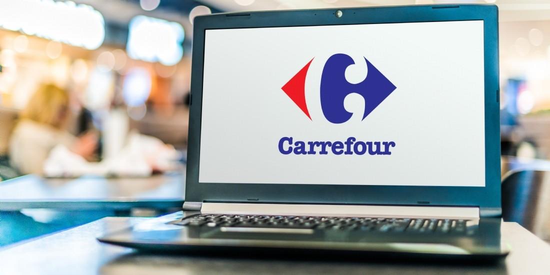 Bonne dynamique de Carrefour au 3e trimestre portée par l'e-commerce et le bio
