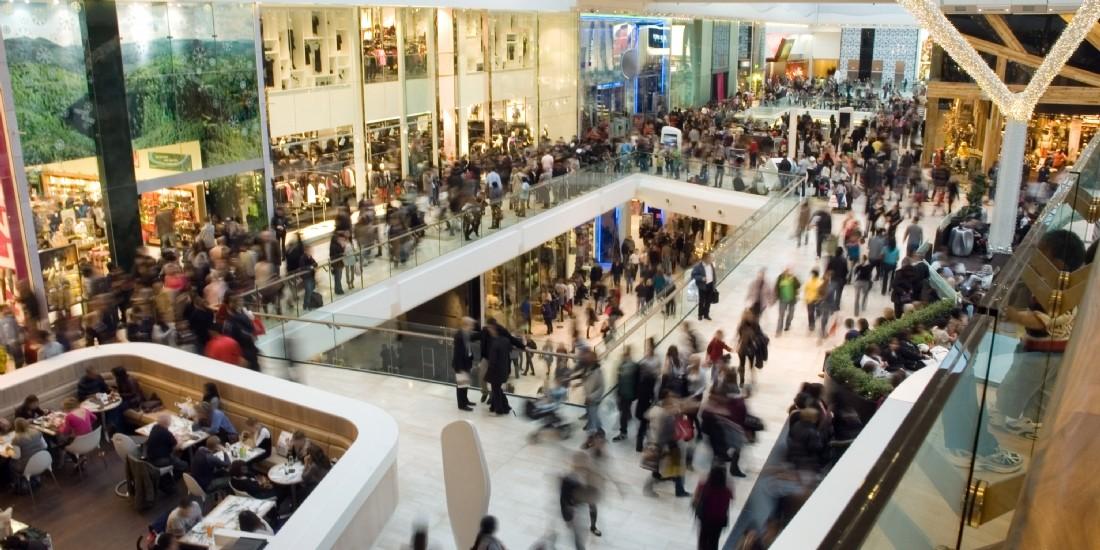 Les centres commerciaux renouent avec la croissance
