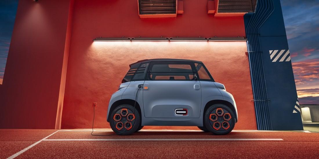 Fnac Darty va commercialiser un véhicule électrique de Citroën en magasin et en ligne