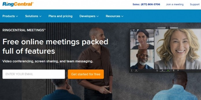 RingCentral lance RingCentral Video