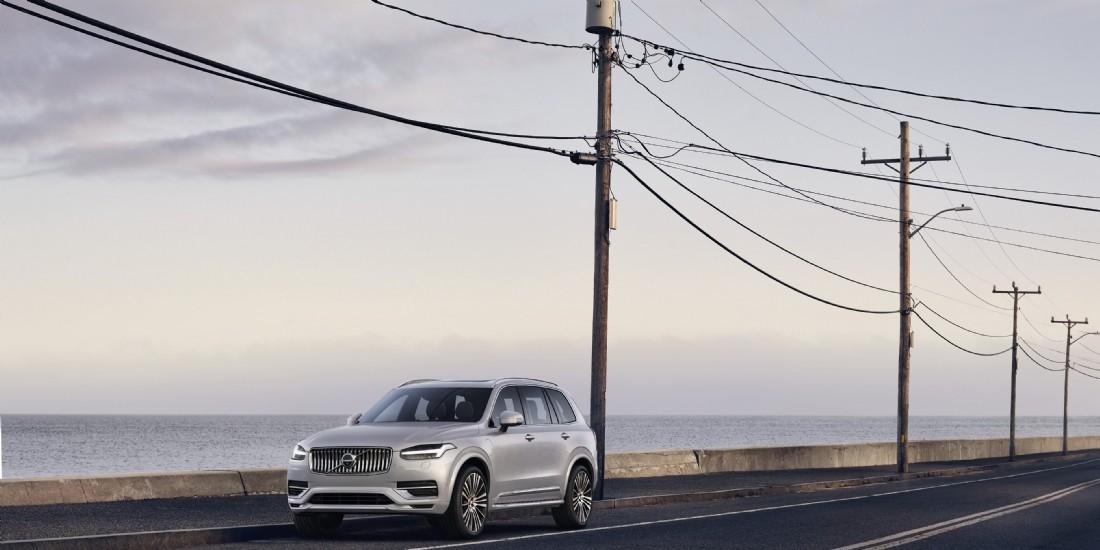 Pour contrer le confinement, Volvo développe la commande de véhicule par Internet
