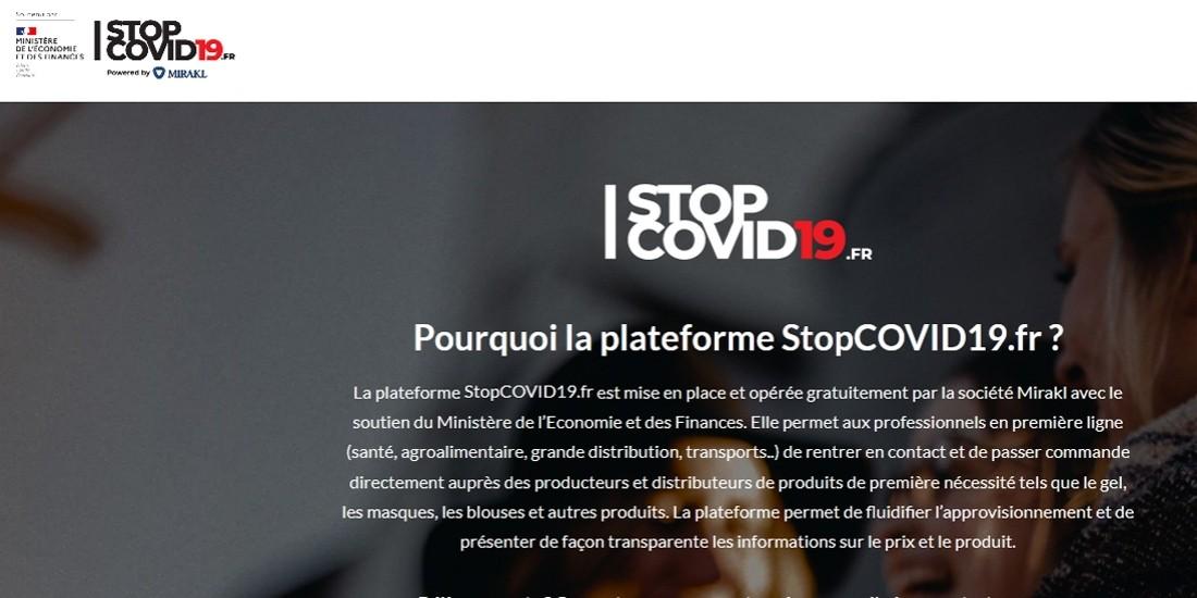 Webhelp accompagne le ministère de l'Economie et des Finances dans la gestion de Stopcovid19.fr
