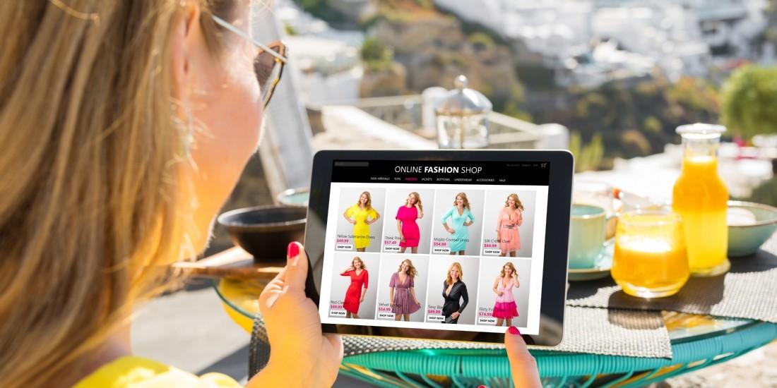 La crise sanitaire, accélérateur de la mode en ligne