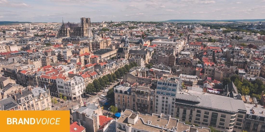 Invest in Reims : implanter son entreprise à Reims