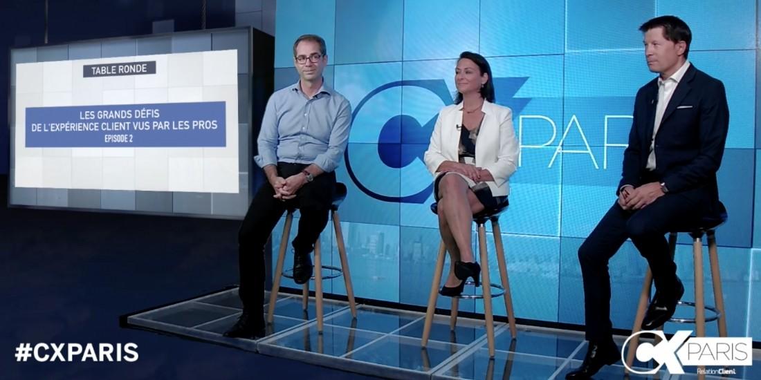 #CXParis: Les stratégies des champions de l'excellence client