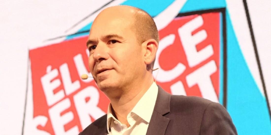 Ludovic Nodier: ' D'ici à 2025, nous voulons faire d'ESCA le référent de la relation client'