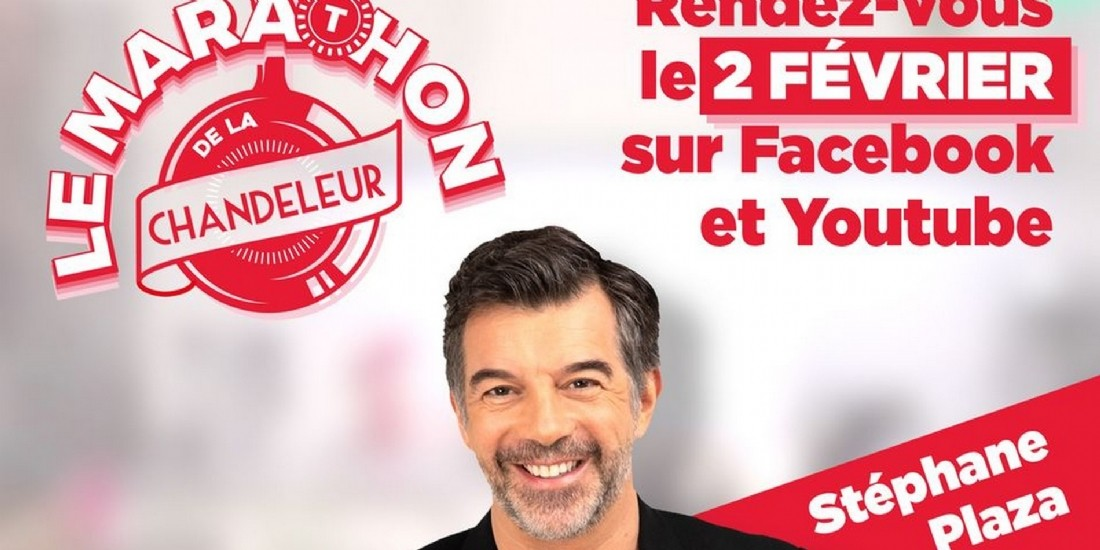 Tefal part en live streaming pour la Chandeleur