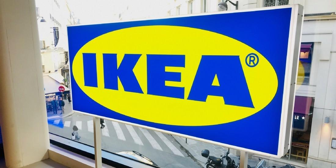 Quel impact a eu la fermeture de la quasi-totalité de ses magasins pour Ikea ?