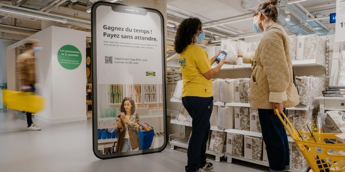 Ikea inaugure son nouveau concept Ikea City à Paris