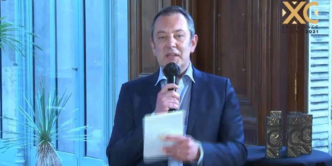 Thierry Spencer (Académie du Service) présente l'événement