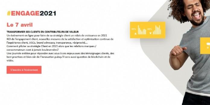 [AGENDA] #ENGAGE21, l'événement de SKEEPERS dédié à l'expérience client