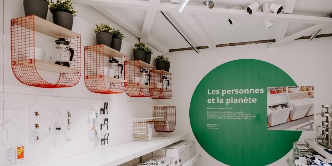 Ikea dévoile son futur magasin dédié à la décoration