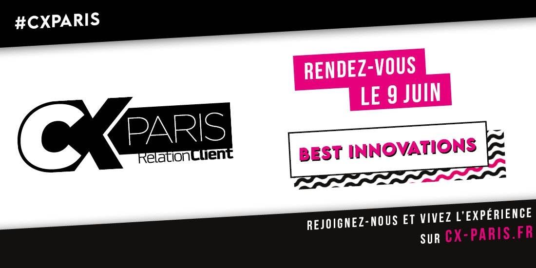 CX Paris: time to innovate
