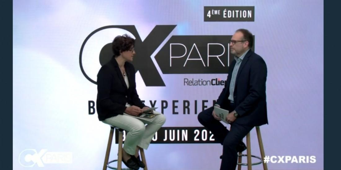 #CXParis: Nouveaux métiers, nouvelles technologies, BMW réinvente sa relation client