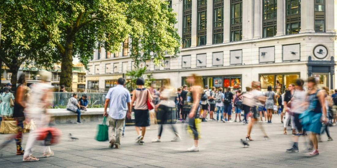 Le commerce de détail se redresse en France