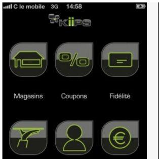 Kiips allie paiement et fidélité sur mobile | Dossier : Le nouveau visage des programmes de fidélité