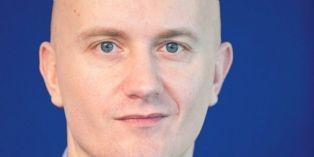 Frédéric Bernard, directeur de la relation client chez Chronopost