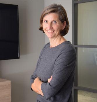 Christine Scheffler, directrice des ressources humaines de Webhelp