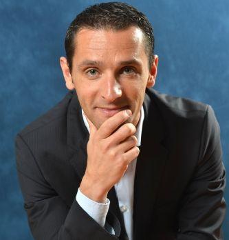 Samuel Gangnant, nouveau directeur général, direction des opérations et services aux clients de DPD France